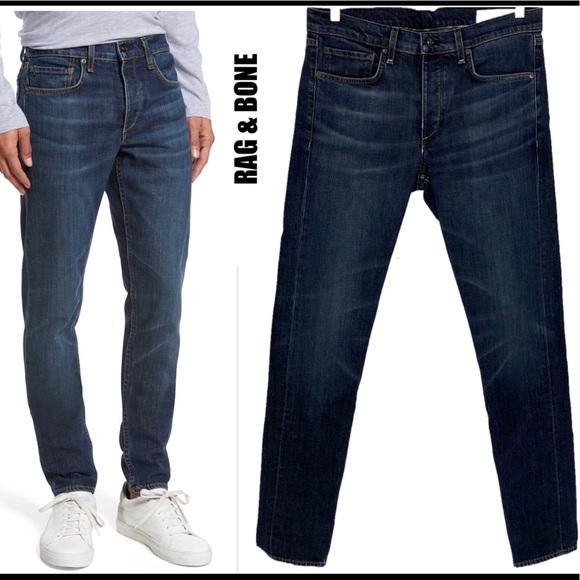 c7e407d1 Rag & Bone N.Y. Standard Issue Fit 1 Skinny Jeans.  M_5b849dc45098a09ee87a3237